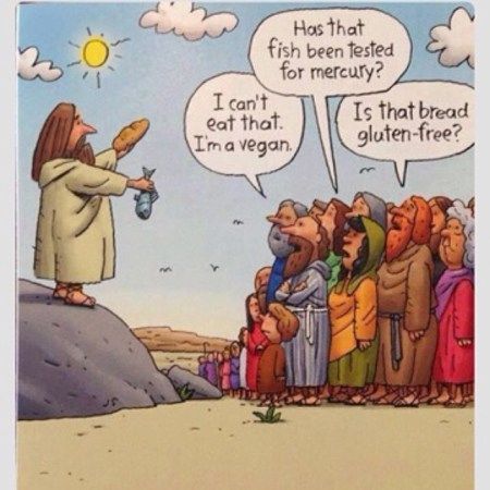 Jesus and the Inquisitive