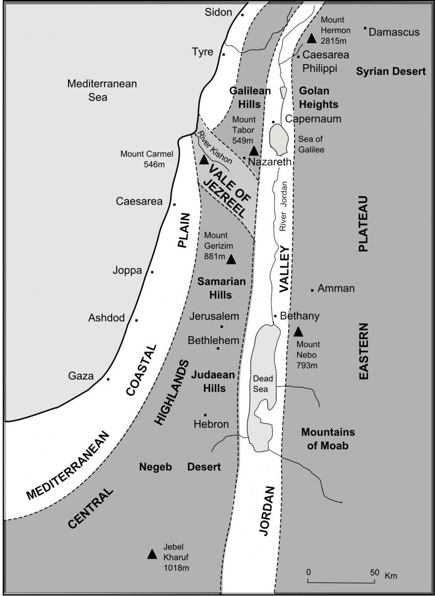 Palestine of Jesus