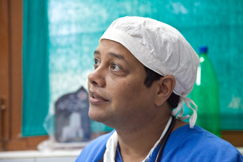 Dr. Anil Henry